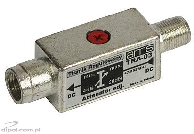 Adjustable RF Attenuator TRA-03