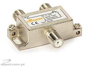 2-Way TV/FM Splitter R-2 Signal