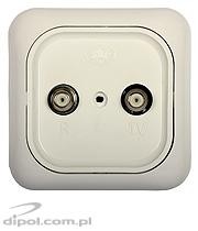 Flush Outlet: Satel GAR-BG-DK (end-of-line)