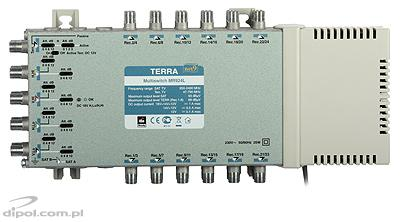 9/24 Multiswitch: TERRA MR-924L (active terrestrial path, class A)