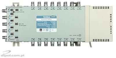 Multiswitch TERRA MSR-932 <br />(9-in, 32-out, active terr. path)