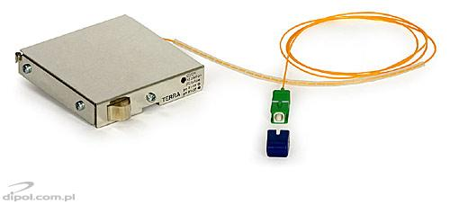 Plug-in return path optical transmitter TERRA PO 01-2F