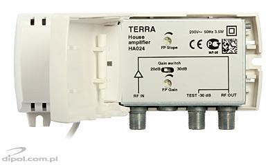Building Amplifier: Terra HA-023