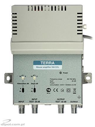 FM/TV Házerősítő Terra HA-123