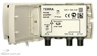 Building Amplifier: Terra HA-129