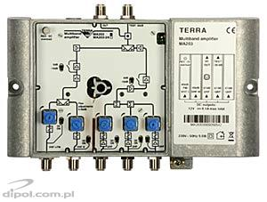 Multiband Antenna Amplifier: TERRA MA-2003