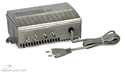 Broadband Cable Amplifier: Terra BA213U (high power, return channel)