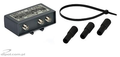 TV/SAT Combiner - Splitter RS-02M