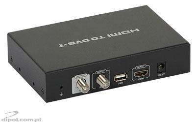 HDMI - COFDM (DVB-T) Modulátor: SIGNAL (HDCP)