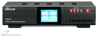 DVB-T Modulátor Signal-400 HDMI - COFDM (DVB-T)