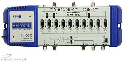 Multiband Antenna Amplifier: TELMOR WWK-1062