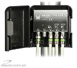 Outdoor Antenna Amplifier AM -105 ALCAD