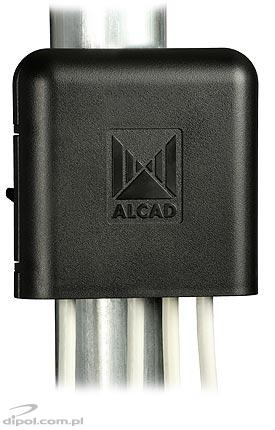 Outdoor Antenna Amplifier: ALCAD AM-356 (UHF-UHF-FM/DAB)