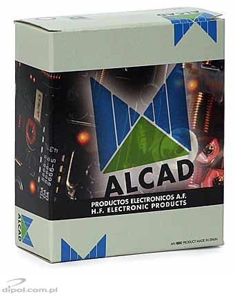 Power Supply AL-105 12V/0.1A (F) for antenna amplifiers - ALCAD