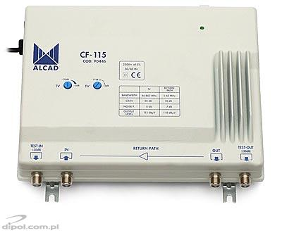 RF Distribution Amplifier: Alcad CF-115