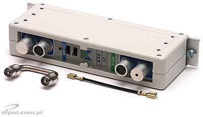 Channel Converter: ALCAD CO-405 (UHF input channels)