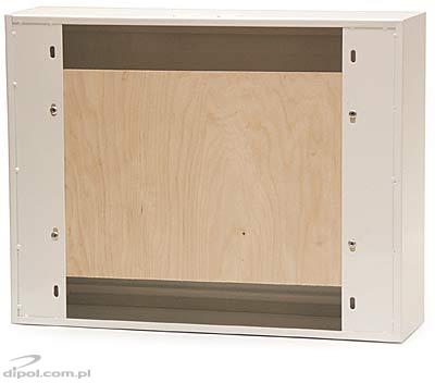 Metal Housing/Box: TPR-5 (520x400x140mm)