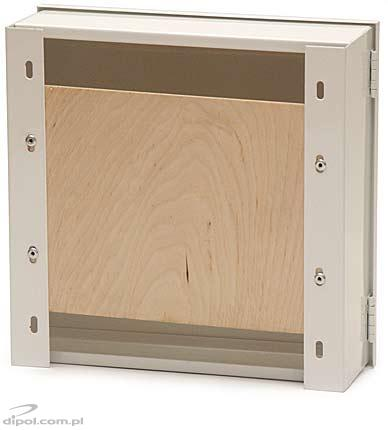Metal Housing/Box: TPR-3 (300x300x100mm)