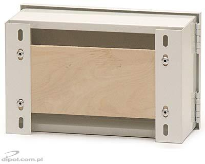 Metal Housing/Box: TPR-1 (240x150x100mm)