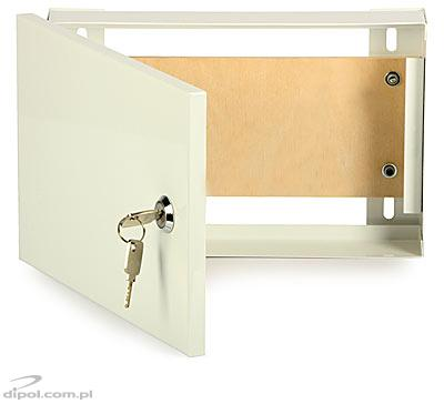 Metal Housing/Box: TPR-1 mini (240x150x50 mm)