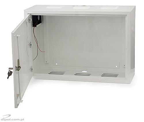 Metal Housing/Box: TPR-10 (600x400x220mm, with fan)