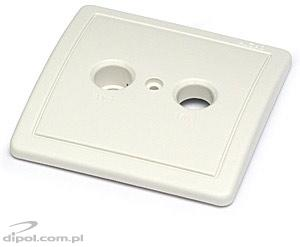 Wall Plate EM-200 (for BM outlets) ALCAD