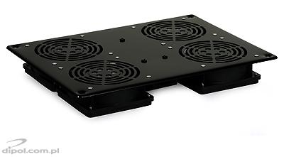 Rack Ceiling Fan Module (4 fans, for SIGNAL standing cabinets)
