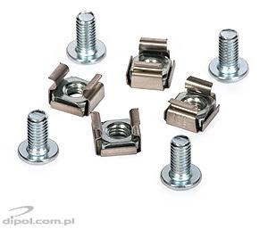 RACK assembly kit (4x screw+washer+nut)