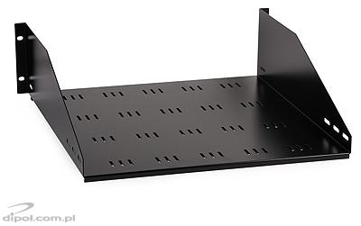 3U RACK Single-Side Shelf (vented)