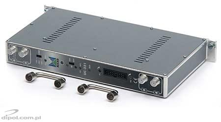 SAT IF/IF Converter: Alcad UC-221 (1-in)