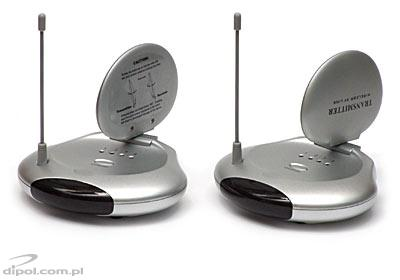 Wireless Transmitter/Receiver Set: Signal T-1 (A/V + IR, 2.4GHz)