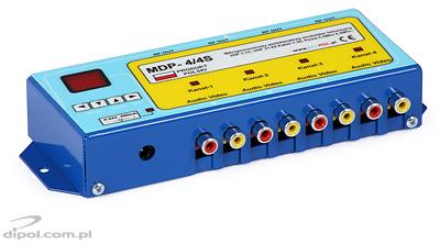 Antenna UHF Preamplifier AA-101 ALCAD
